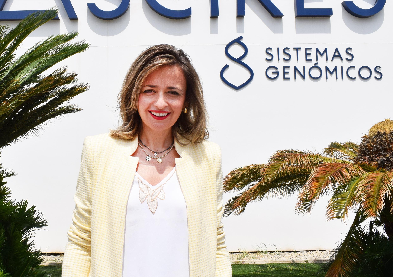 Mayte Gil Borja, nueva directora de Ascires Sistemas Genómicos.